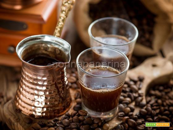 Caffè turco, una versione davvero squisita