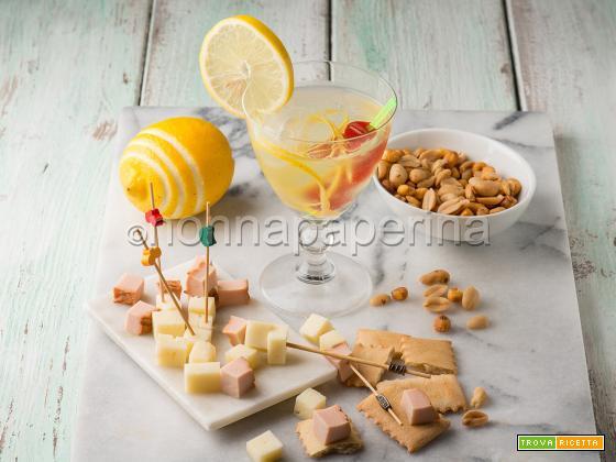 Gin sour, e il tuo cocktail è pronto in poco tempo