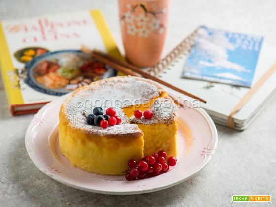 Japanese Cotton Cheesecake, una dolce particolare