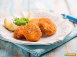 Crocchette di salmone e patate, un piatto insolito