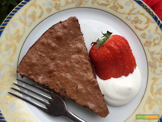 Torta Vallì - ricetta passo passo