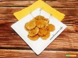 Crocchette tonno e patate senza uova
