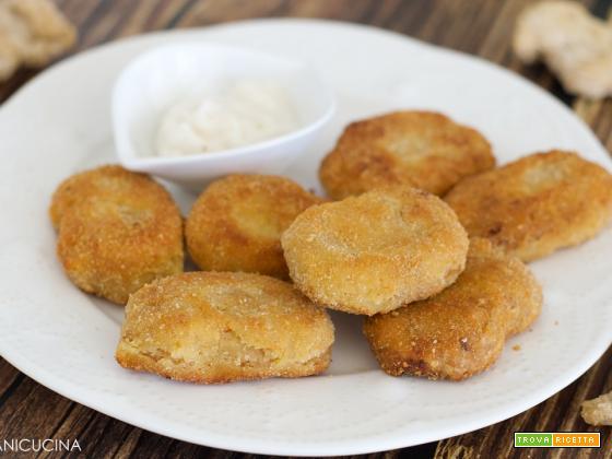 Nuggets Vegani di Soia