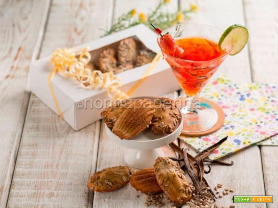 Madeleine, le peculiarità del celebre dolce francese