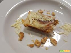 Involtini di pasta fillo con cioccolato bianco