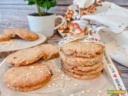 Biscotti Grancereale senza glutine