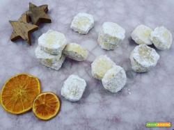 Biscottini all'arancia senza glutine