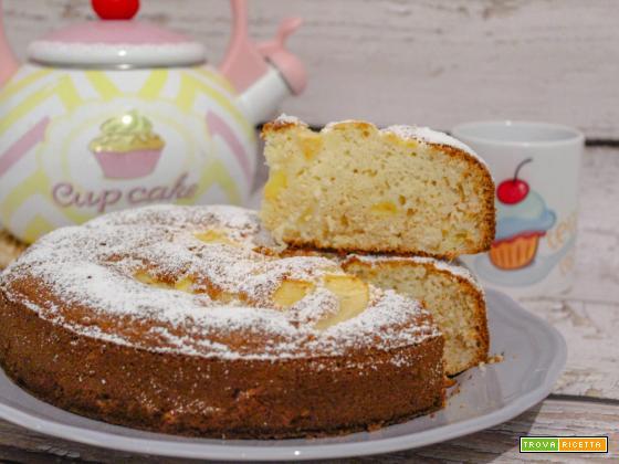 La Torta di mele senza glutine