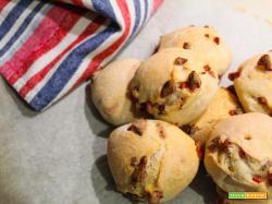 Mini panini farciti senza glutine