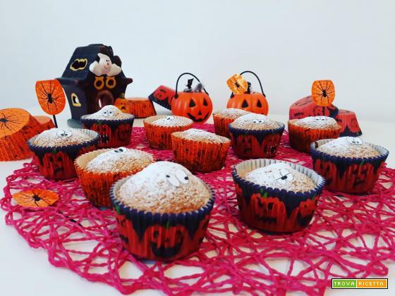 Muffin arancia e cannella senza glutine