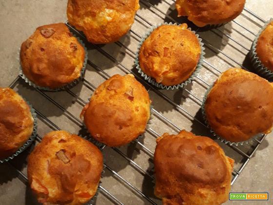 Pizza Muffin senza glutine