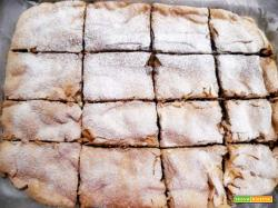 Torta Slava senza glutine