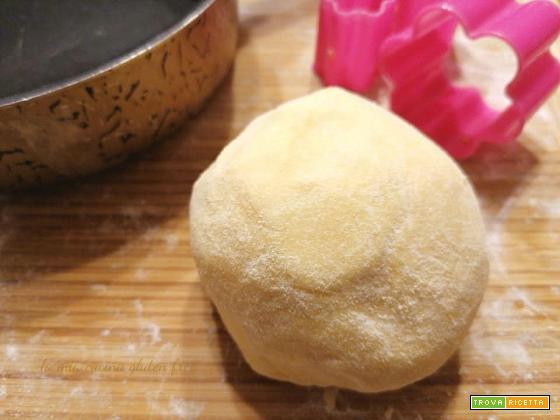 Pasta frolla sablè senza glutine