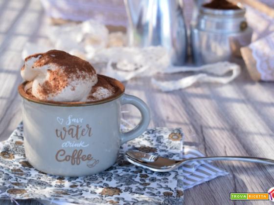 Gelato al vegano caffè