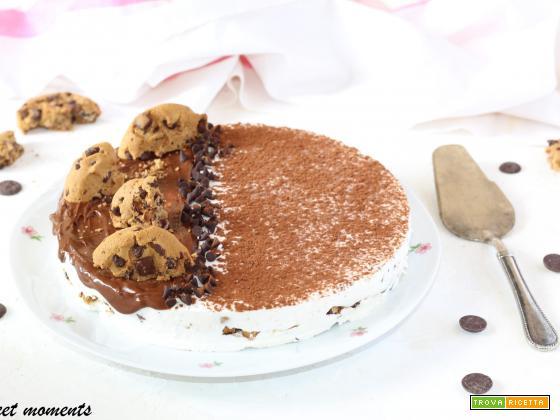 Semifreddo cookies e nutella