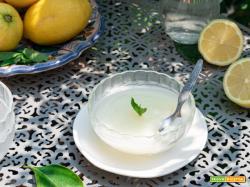 Gelo di limoni ricetta siciliana