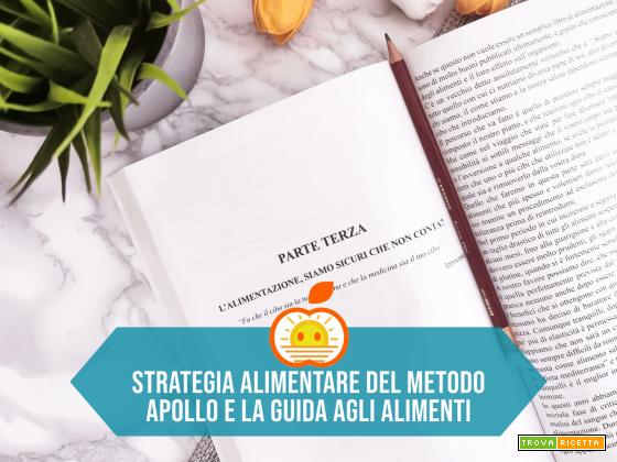 Strategia Nutrizionale del Metodo Apollo e la guida agli alimenti