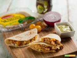 Quesadillas con pollo per valorizzare le celebri tortillas