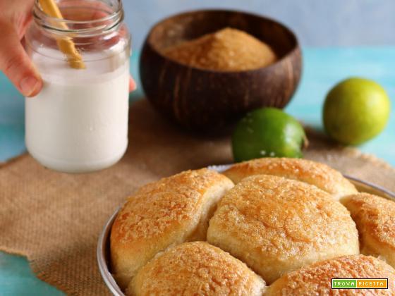 Pani popo (panini dolci al cocco)