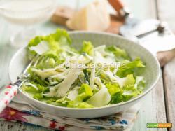 Insalata di zucchine crude, un'idea singolare e squisita