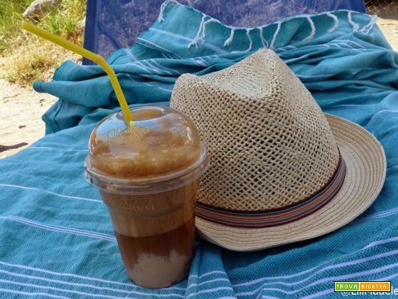 Come fare un perfetto Nescafè frappè greco