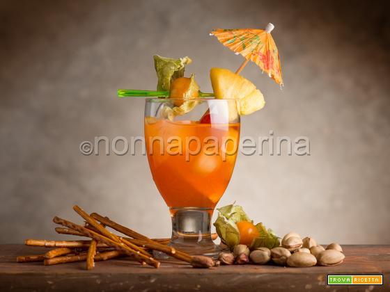 Tropical Punch: il cocktail che fa gola al palato