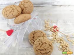 Biscotti alla farina di avena