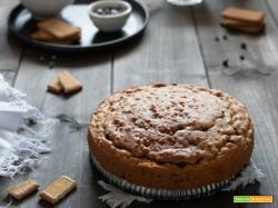 Torta di biscotti golosa e semplice
