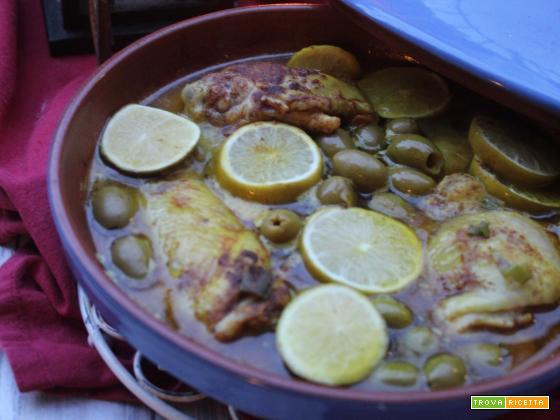Djej besla (Marocco)