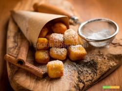 Cremini fritti, dei dolcetti squisiti e facili da preparare