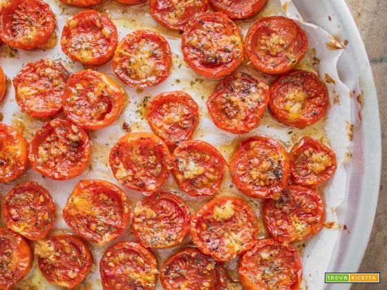 Pomodorini confit | si sciolgono in bocca