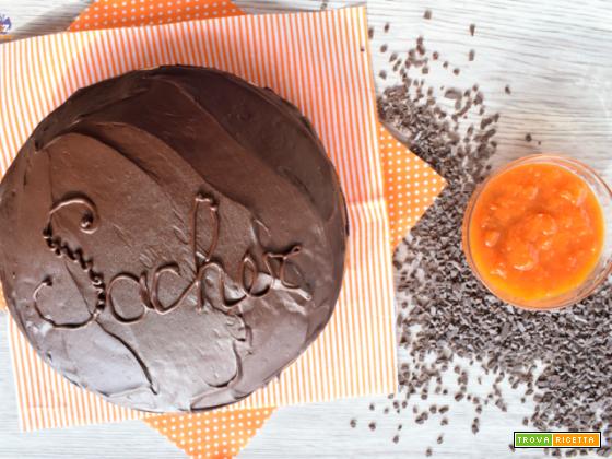 Sacher torte vegana