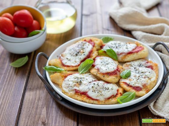 Cotolette di pollo alla pizzaiola