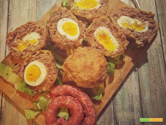 Scotch Eggs (Inghilterra)