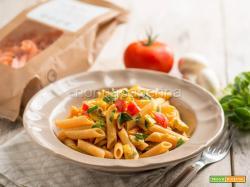 Pasta di lenticchie con Ceciotta, un primo unico