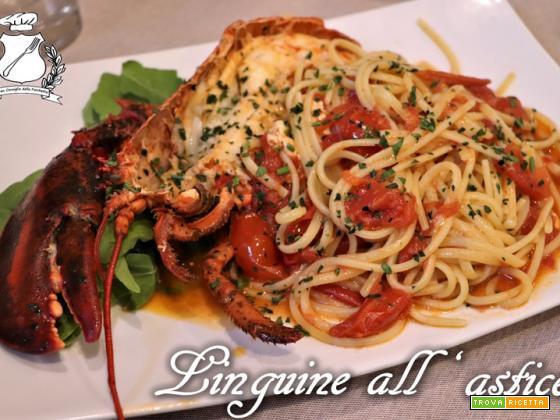 Linguine all'Astice