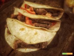 Tacos de asador (Messico)