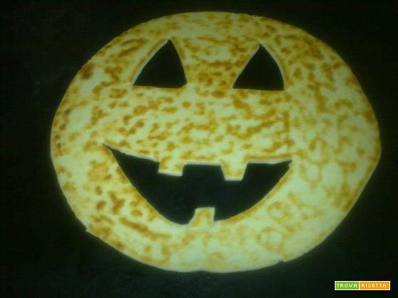 Piadina di Halloween