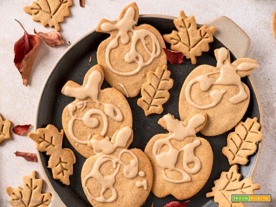 Biscotti Autunnali Senza Burro Senza Glutine