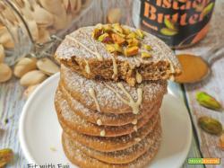 Pistacchiotti Fit Biscotti Proteici al Pistacchio Senza Glutine