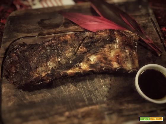 Pork ribs (Stati Uniti)
