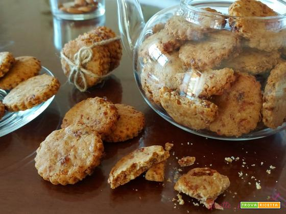 Biscotti light senza zuccheri aggiunti