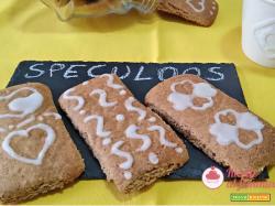 Biscotti Speculoos