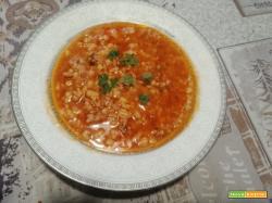 Manfrigoli romagnoli con le seppie