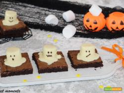 Brownies americani spaventosi