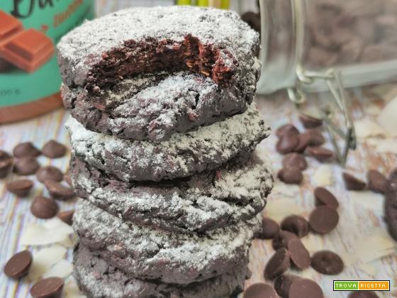 Biscotti Banana Cocco e Cacao 4 Ingredienti Fit Light Vegan